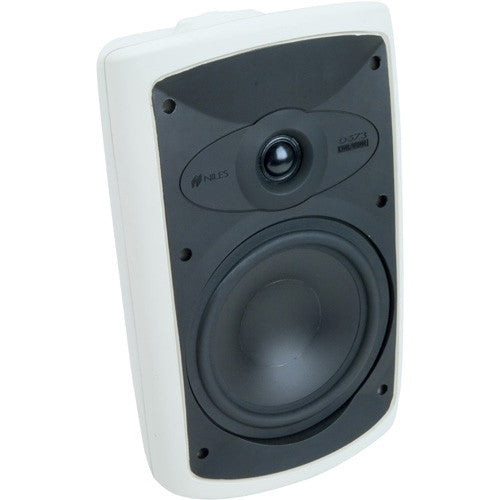 "Niles FG00990 OS7.3 7"" Outdoor Speakers 150W 2-Way - White (Pair)"