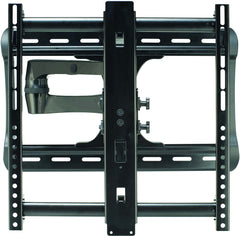 Sanus Systems LF228-B1 37-Inch to 58-Inch Hdpro Full-Motion Flat Panel Mount (Black)