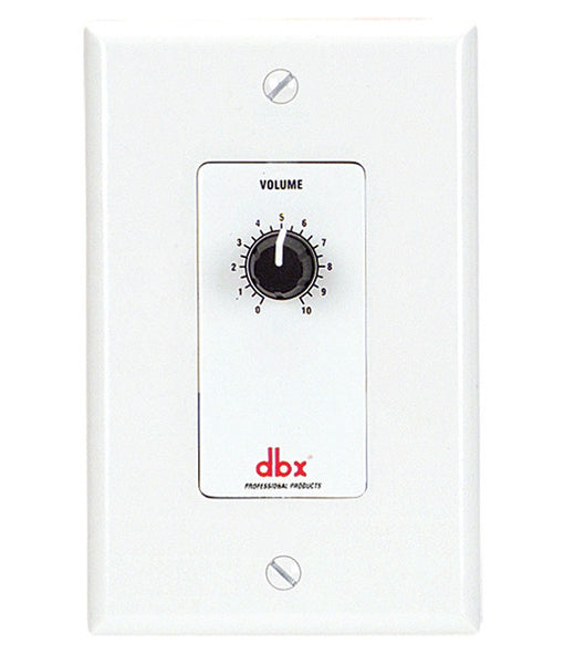 dbx ZC-1 Wall-Mounted Zone Controller