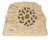 "SpeakerCraft ASM33617 Ruckus 6 One 6.5"" Outdoor Speaker - Sandstone (Each)"
