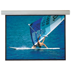 "Draper Silhouette 108323 Electric Projection Screen - 106"" - 16:9 - Wall Mount, Ceiling Mount"