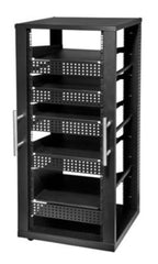 "Peerless-AV 30U AV Component Rack System Compatible with most standard 19"" rack accessories"
