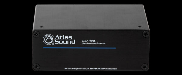 Atlas Sound High / Low Level Converter