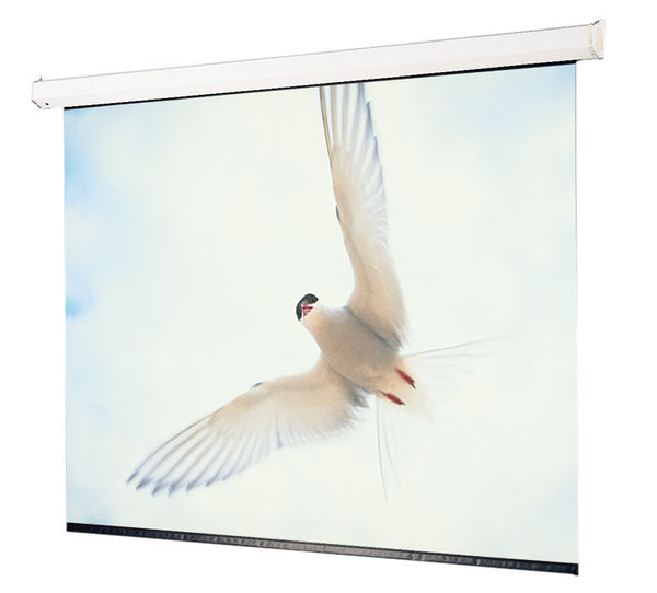 "Draper Targa 116468 Electric Projection Screen - 110"" - 16:9 - Ceiling Mount"