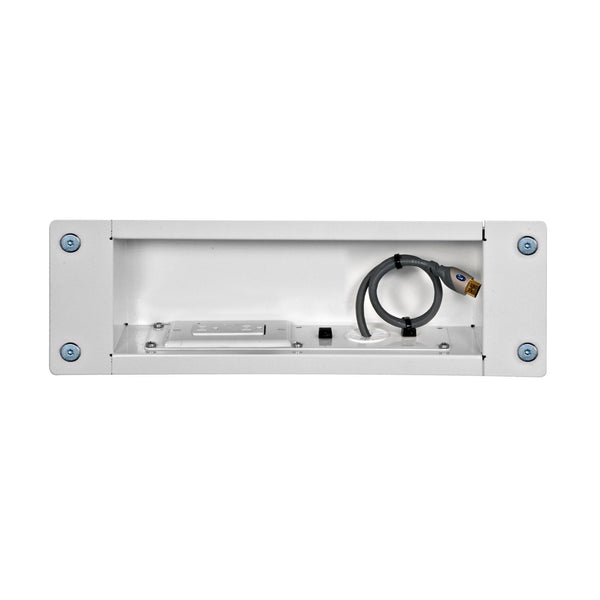 Peerless In-Wall Accesssory Box with AC