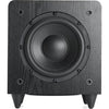 Sunfire Dynamic SDS-12 Subwoofer System - 300 W RMS - Black Ash