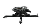 Peerless PRGS-UNV Precision Gear Projector Mount with Spider Universal Adapter Plate for Projectors up to 50 lbs