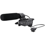 Sony XLR Adapter and Microphone Kit