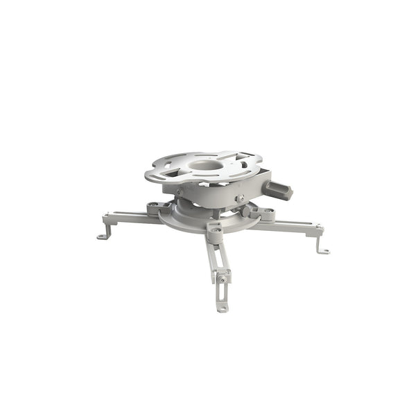 Peerless-AV PRGS-UNV-W Ceiling Mount for Projector - 50lb Load Capacity - White