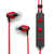 Klipsch Image S4i Rugged Red In-Ear Headphones