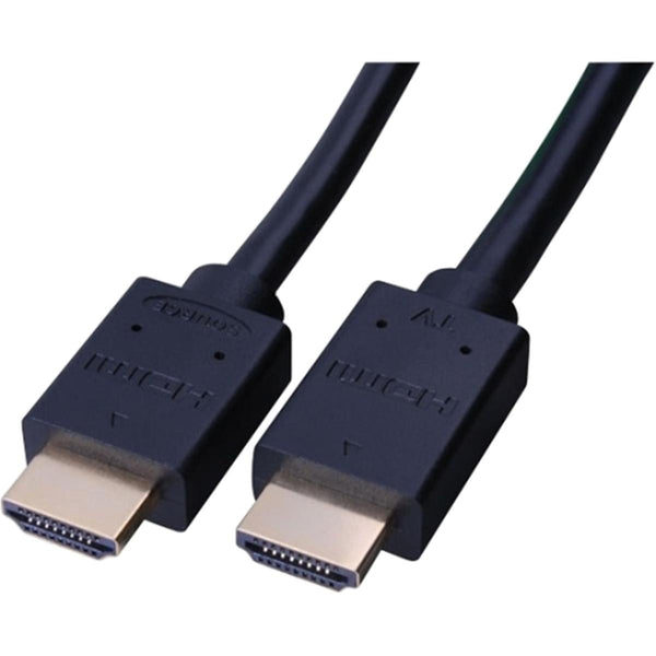 Vanco High Speed HDMI Cable with Ethernet and RedMer Chip