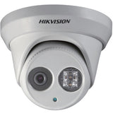 Hikvision DS-2CD2312-I-4MM IP66 1.3MP 4MM Outdoor Network Mini Dome Camera