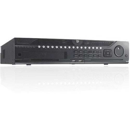 Hikvision DS-9016HWI-ST-4TB Hybrid DVR, 16-Channel Analog + 16-Channel IP, H264, up to 5MP, HDMI, 8-SATA, with 4TB