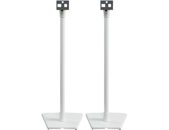 Sanus WSS2 Speaker Stand for SONOS PLAY:1 and PLAY:3 (White Pair)
