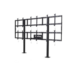 Peerless-AV DS-S555-3X2 Display Stand for 6 Flat Panel Displays 46-55""