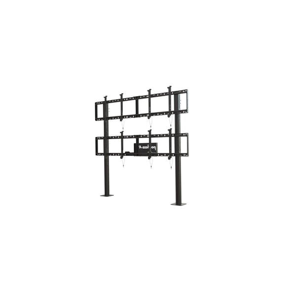 "Peerless-AV DS-S560-2X2 Modular Video Wall Pedestal Mount 2x2 Configuration for 46-55"" Displays"