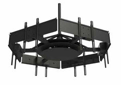 Peerless-AV DST942-6 Ceiling Mount for Flat Panel Display