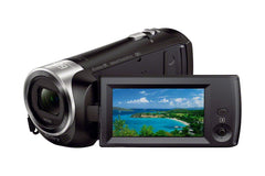 Sony HDR-CX440 HD 2.51MP Handycam with 8GB Internal Memory - Black
