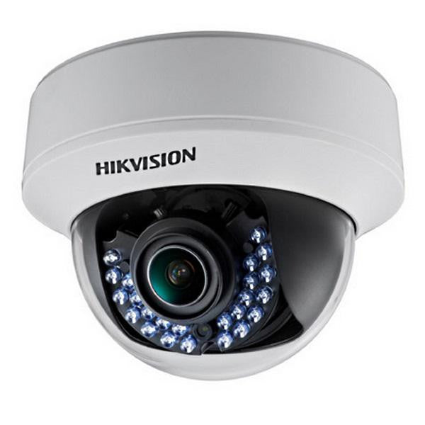 Hikvision Dome Ind 720P Turb 2.8-12  Ir