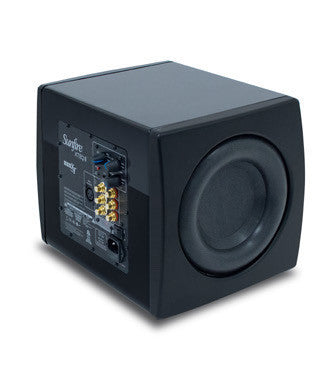 Sunfire XTEQ Series XTEQ8 Subwoofer System - 1800 W RMS - High Gloss Black