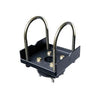 "Peerless-AV Multi-Display Ceiling Adaptor for 7"" to 12"" Wide x 2.5"" to 3"" Thick I-Beam Structures"