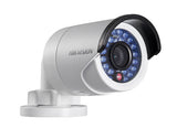 Hikvision DS-2CD2012-I-4MM IP66 1.3MP 4MM IR POE/1 HD Mini Bullet Camera