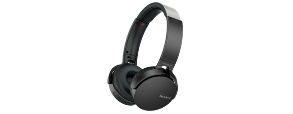 Sony MDRXB650BT/B Extra Bass No Wire Hands Free Bluetooth Headset - Black