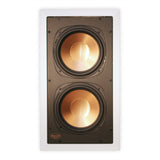 Klipsch RW-5802 Reference Dual In-Wall Passive Subwoofer - White (Each)