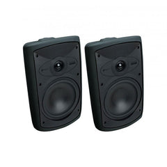 "Niles FG00989 OS6.3 6"" Outdoor Speakers 125W 2-Way - Pair (Black)"