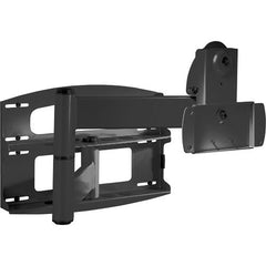 "Peerless PLA60 Articulating Wall Arm for 37–60"" Flat Screens - Black"