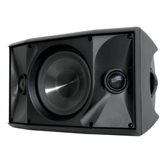 "SpeakerCraft ASM80605 DT6 One 6.5"" Outdoor Speaker - Black (Each)"