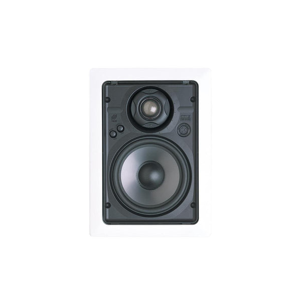 "Niles HD5R 5-1/4"" 2-Way High Definition In-Wall Loudspeaker with Bracket Kit- Each (White)"