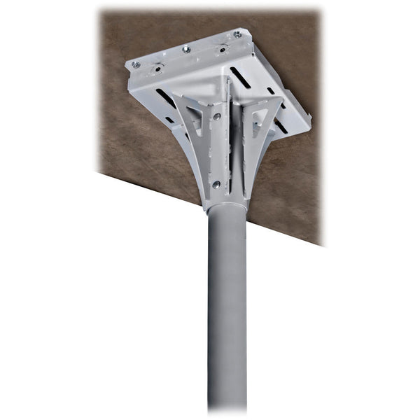 Peerless FPECMC-02 2' Concrete Ceiling Mount for Protective Enclosures