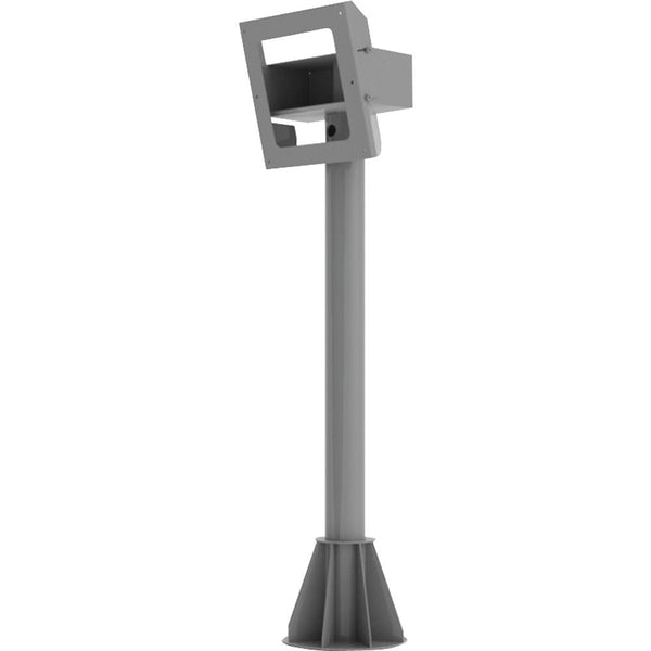 Peerless FPEPM-08 8' Tilting Pedestal Mount For Outdoor Protective Enclosures