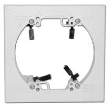 Arlington Model LV2RP Double Gang Fast Installing Low Voltage Mounting Bracket