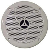 Choice Select Ultra 5.25in 2-way Marine Speakers, White, pair