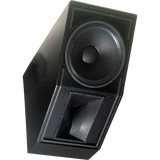 Electro-Voice EVI-15-BLK 15-inch Two-way Variable Intensity Loudspeaker - Black