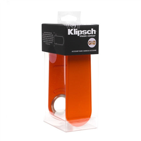 Klipsch GIG BELT Color Band for GiG Portable Speaker - Orange