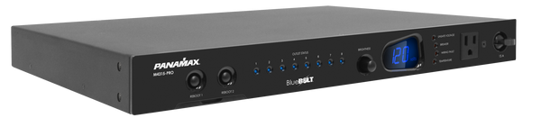 Panamax BlueBOLT M4315-PRO 9-Outlet 15 Amp Power Management with Control and Energy Monitoring