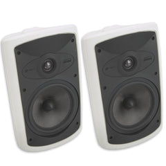 "Niles FG00996 OS7.5 7"" Outdoor Speakers 150W 2-Way - Pair (White)"