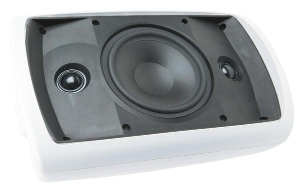 "Niles FG00998 OS5.3Si 5"" Outdoor Speaker 100W 2-Way - White (Each)"