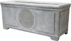 "Niles FG01678 PB6Si Pro 6.5"" Outdoor Planter Speaker 100W 2-Way - Weathered Concrete (Each)"