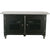 Sanus BFV348-AB1 Basic Series 3-SHELF Antiqued A/V Stand