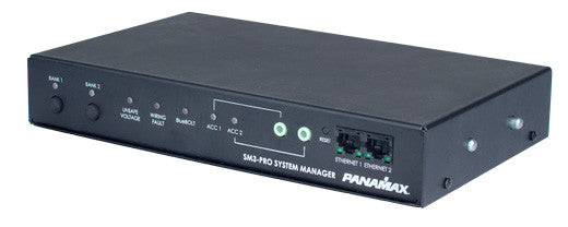Panamax SM3-PRO Network Power Management 3 Outlet 2 Bank