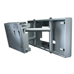"Peerless SP850-S Pull-Out Swivel Wall Mount for 32-80"" Flat Panel Screens - Silver"