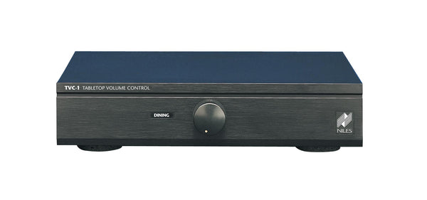 Niles FG01041 Tabletop Stereo Volume Control with Selectable Impedance Magnification - Black