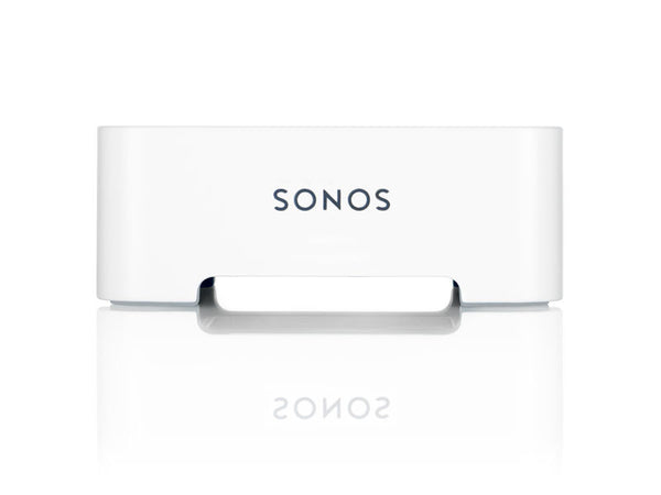 Sonos BRIDGE Connects To Your Router for Wireless Operation With Your Sonos Speaker System