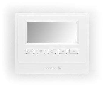 Control4 Wireless Thermostat