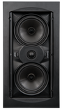 SpeakerCraft ASM54611 Profile AIM LCR5 One 5.25 In-Wall Speaker - Black (Each)