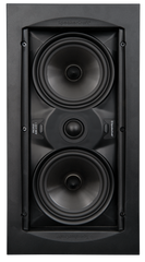 "SpeakerCraft ASM54611 Profile AIM LCR5 One 5.25"" In-Wall Speaker - Black (Each)"